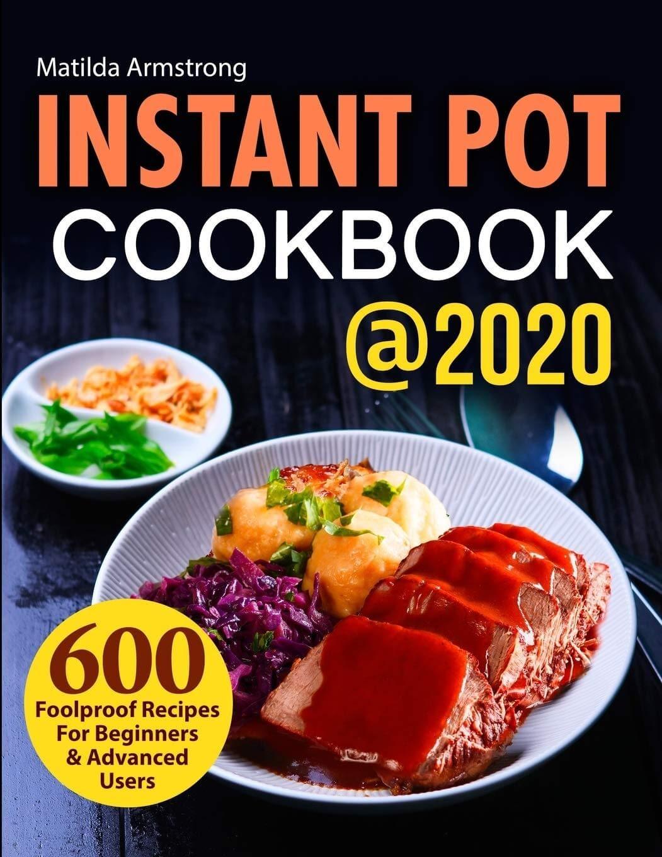 Instant Pot Cookbook @2020