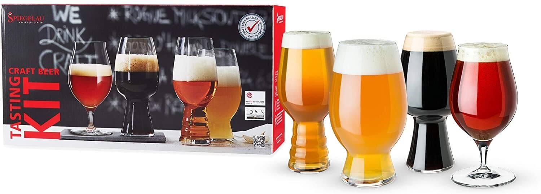 Spiegelau Beer Tasting Glass Gift Set