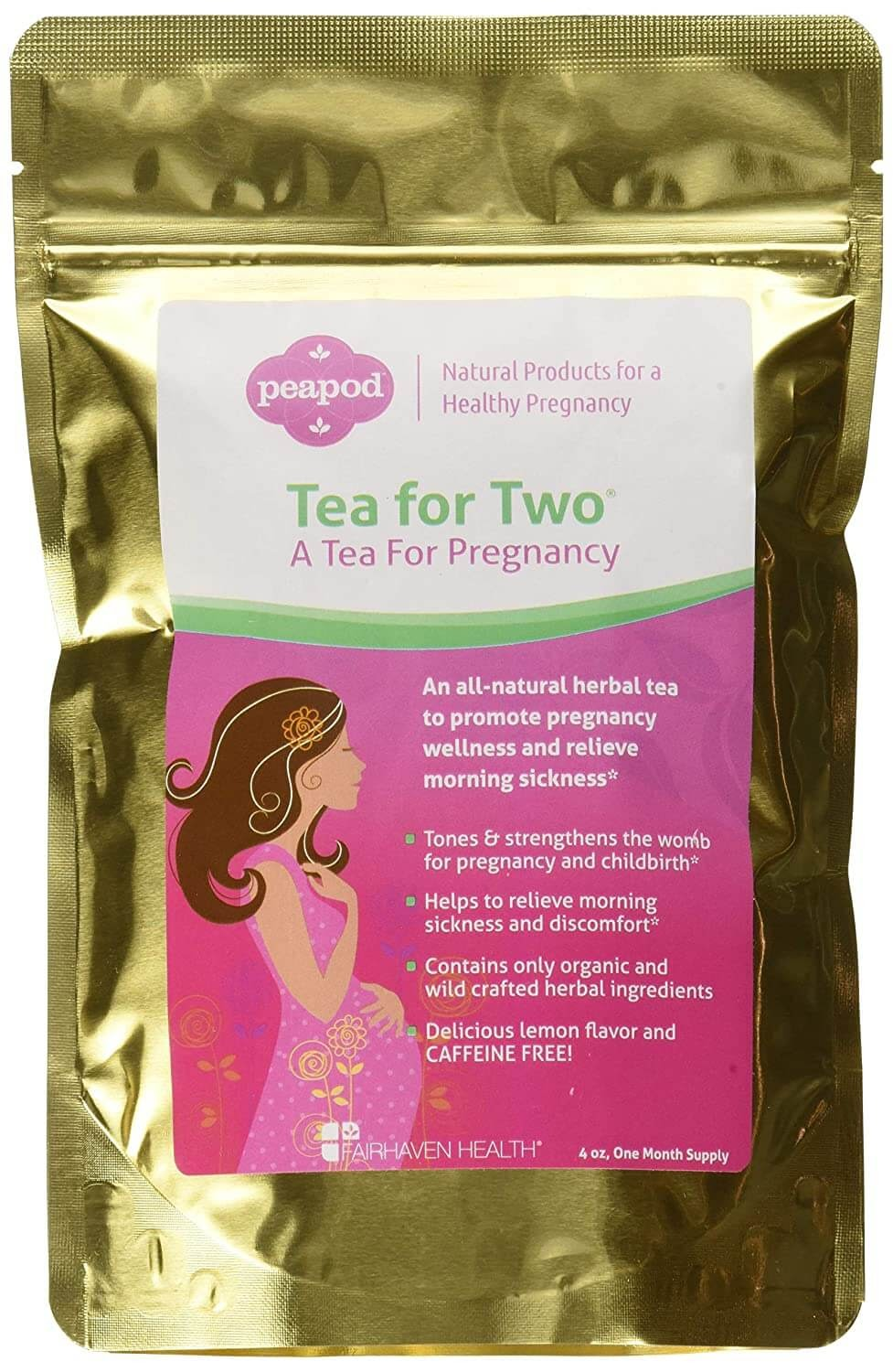 Tea for Two: Tea for Pregnancy