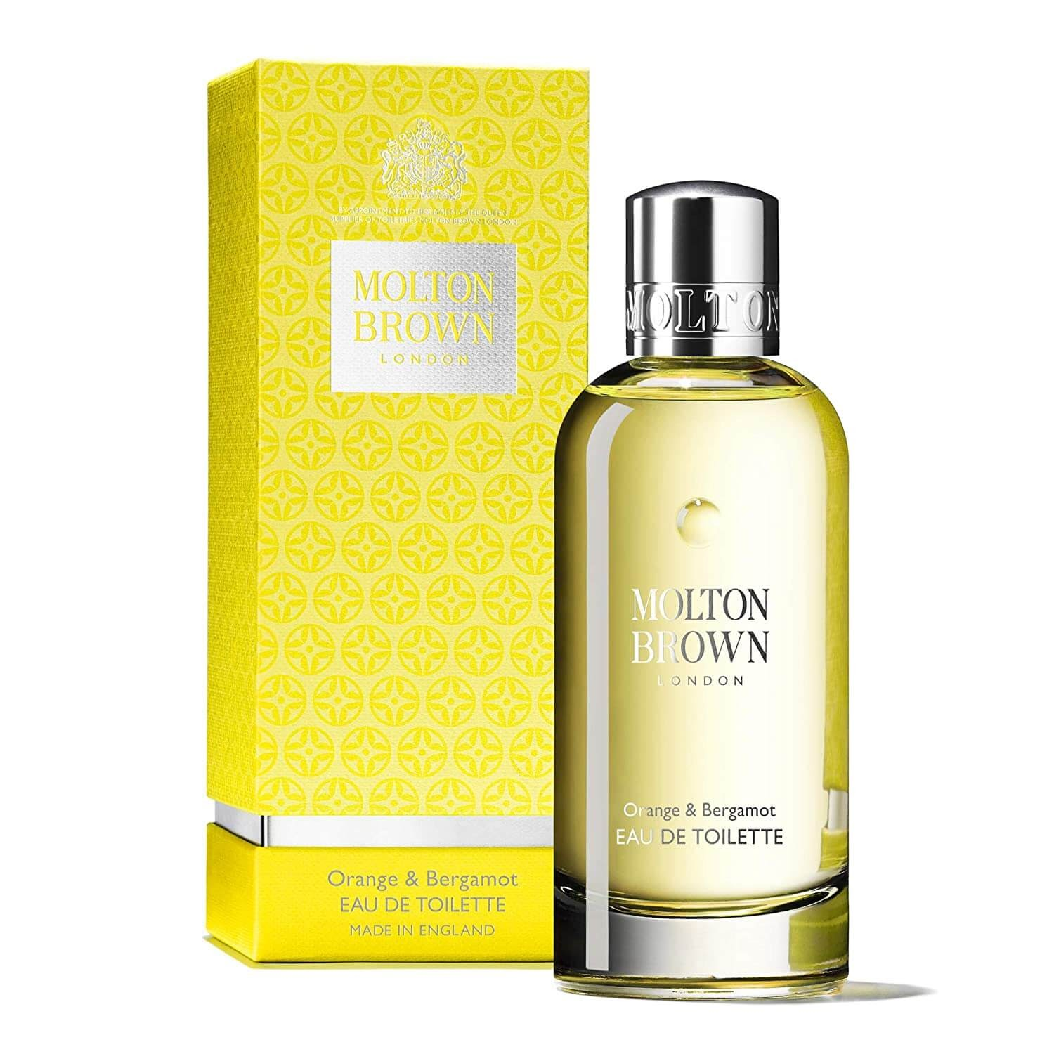 Molton Brown Orange & Bergamot Eau De Parfum