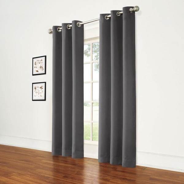 Thermal Room Darkening Window Curtain Pair
