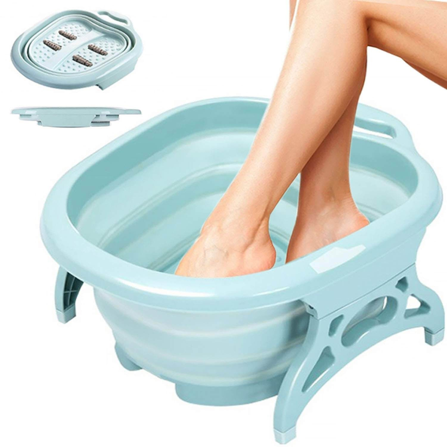 Foot Spa Collapsible Foot Bath