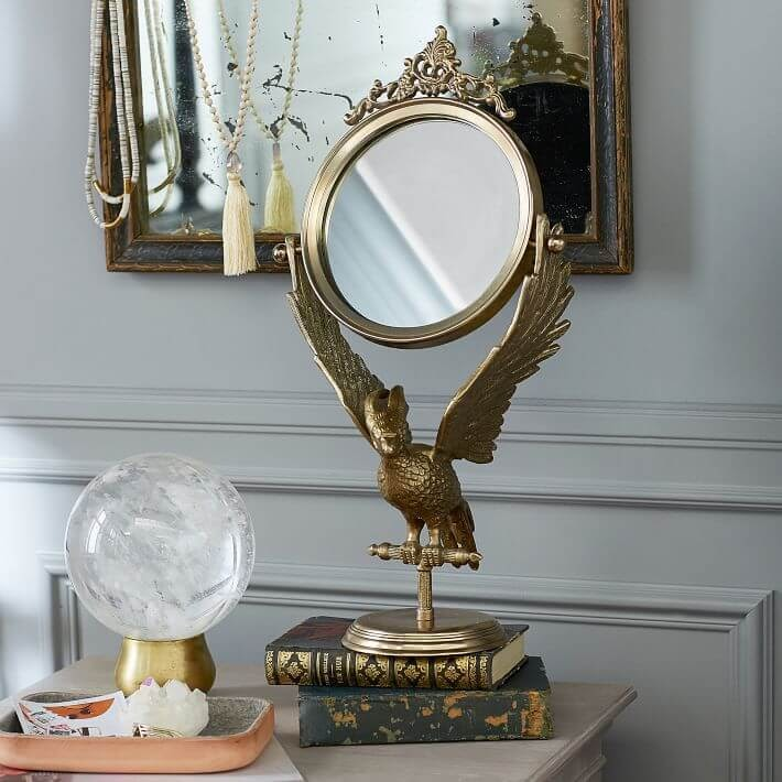 Wizarding World Phoenix Vanity Mirror