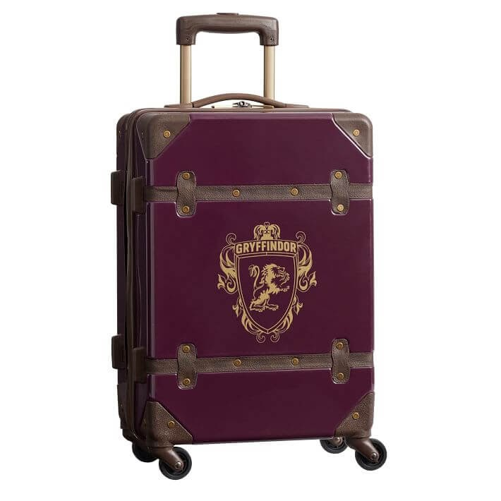 Harry Potter Hard-Sided Gryffindor Carry-on Spinner