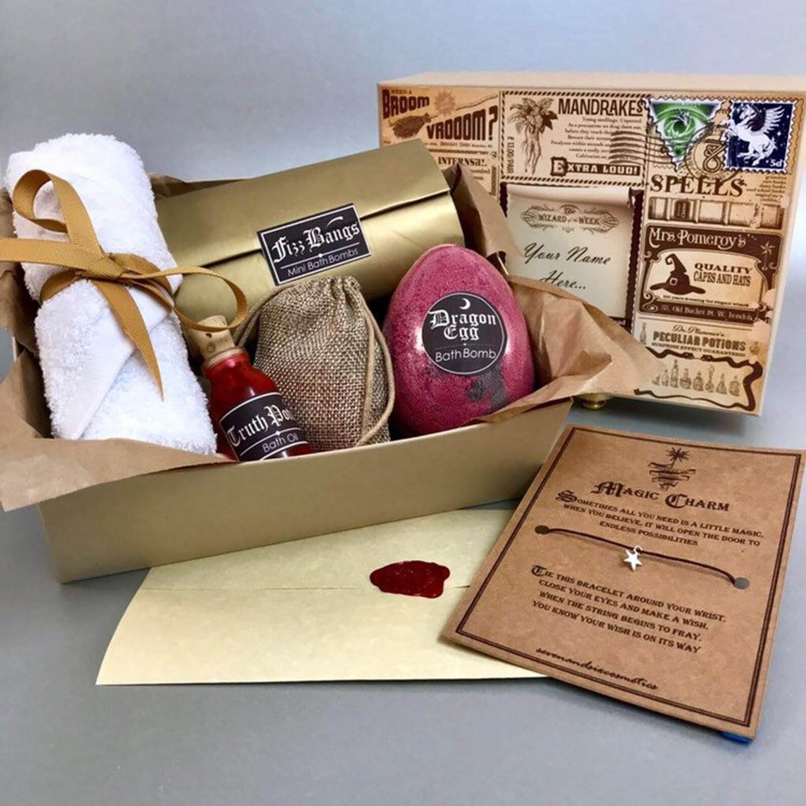 Dragon Egg Bath Bomb Gift Set
