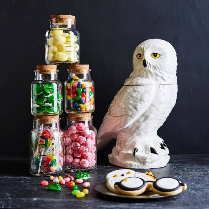 Harry Potter Hedwig Cookie Jar