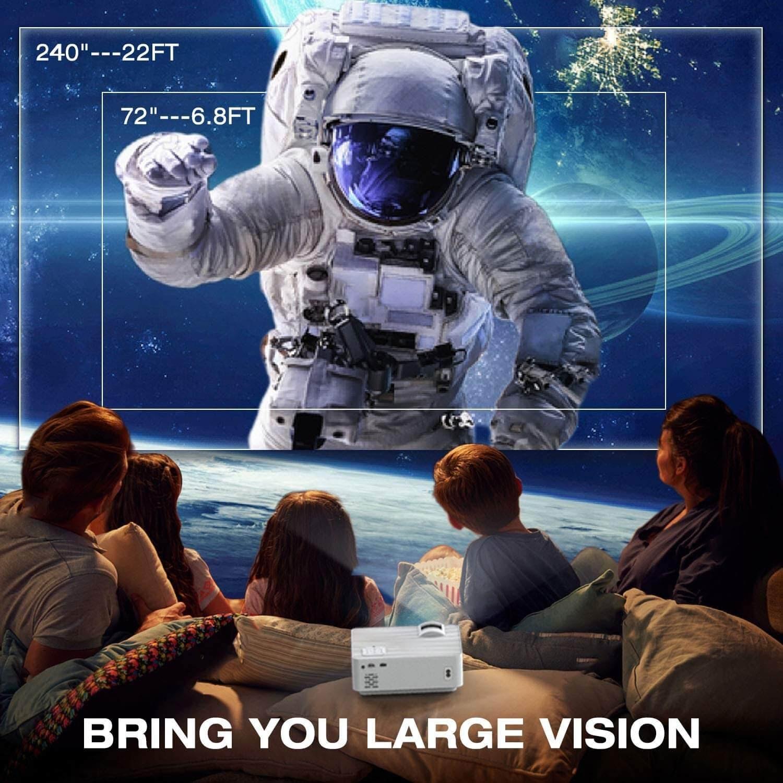 Top Vision Mini Projector