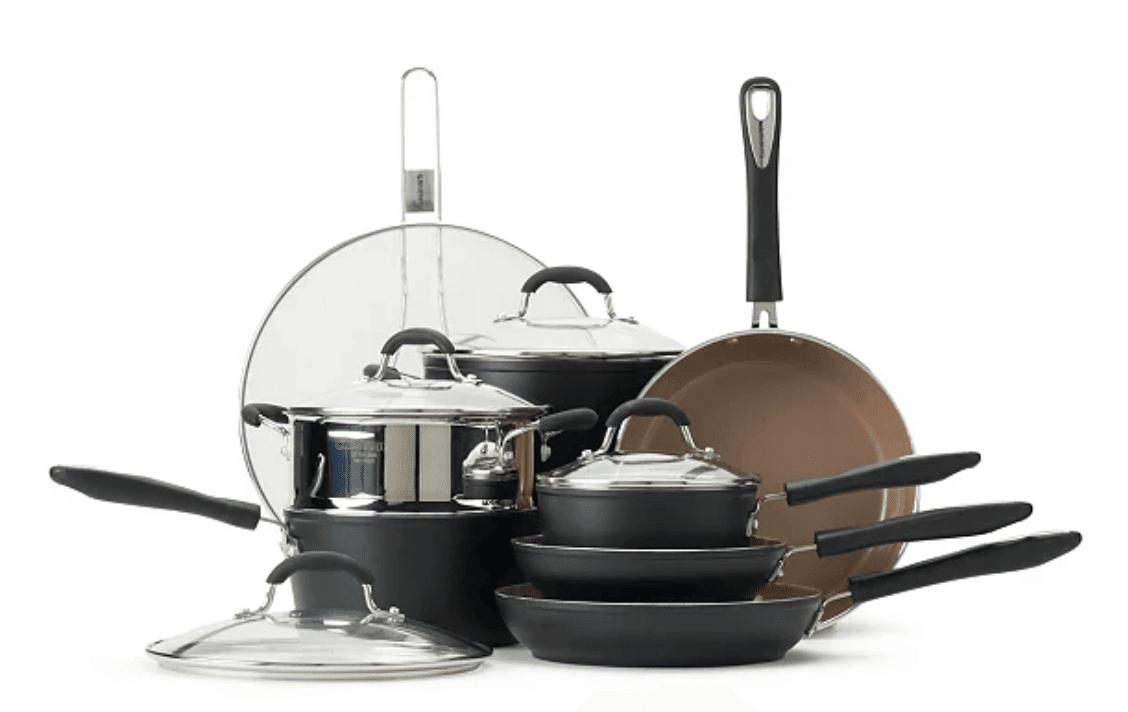 Cuisinart 12-pc Cookware Set
