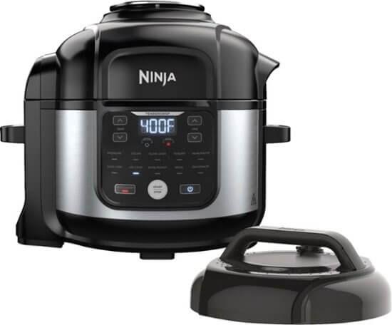 Ninjai Foodi 8 Quart Cooker