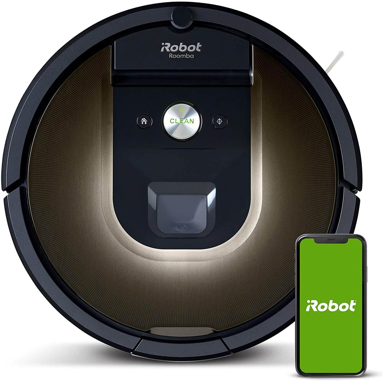 iRobot Roomba 981Robot Vacuum