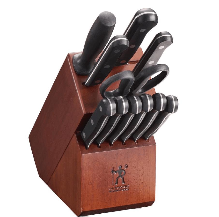 Solution 15-piece Knife Block Set