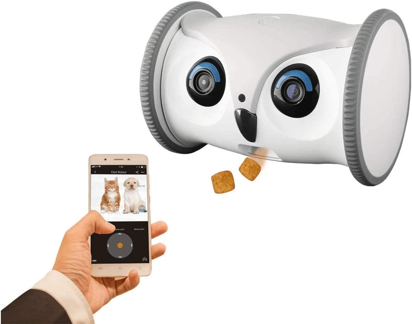 Skymee Owl Robot