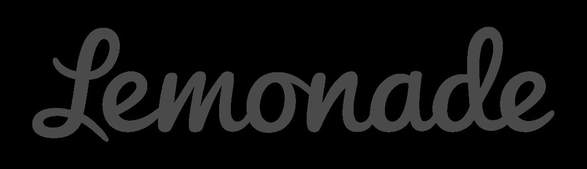 Lemonade Insurance Logo