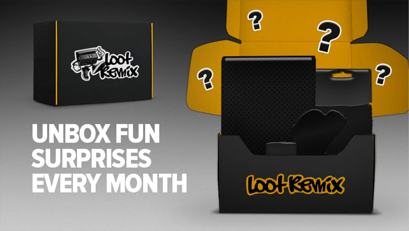 A LootCrate Subscription
