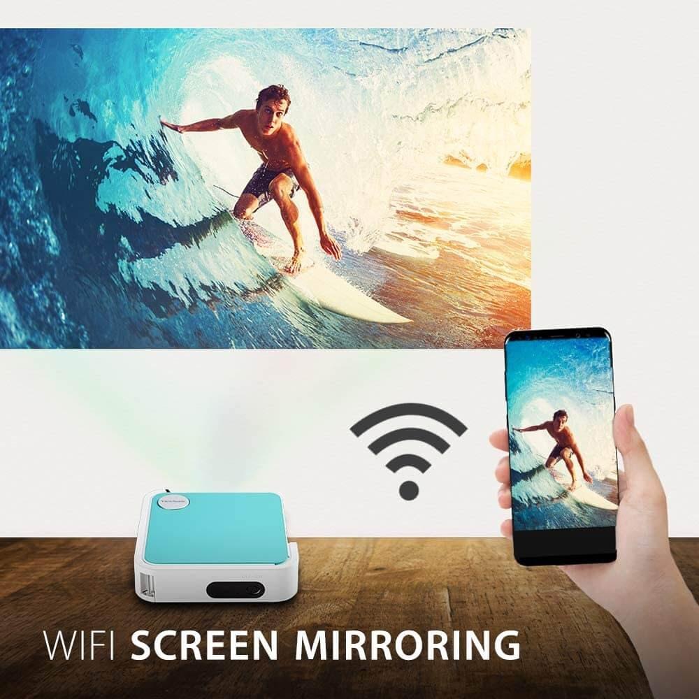 ViewSonic M1 Mini Smart Projector