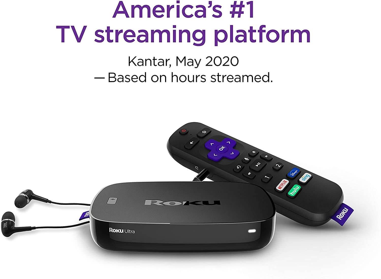 Roku 4K Streaming Media Player