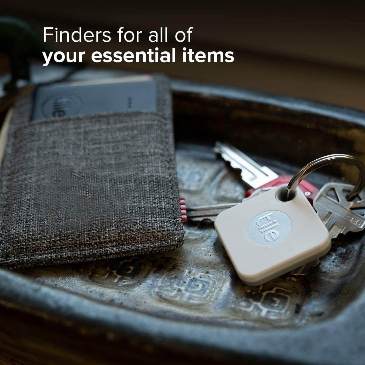 Tile Essentials Phone, Keys and Wallet Locator