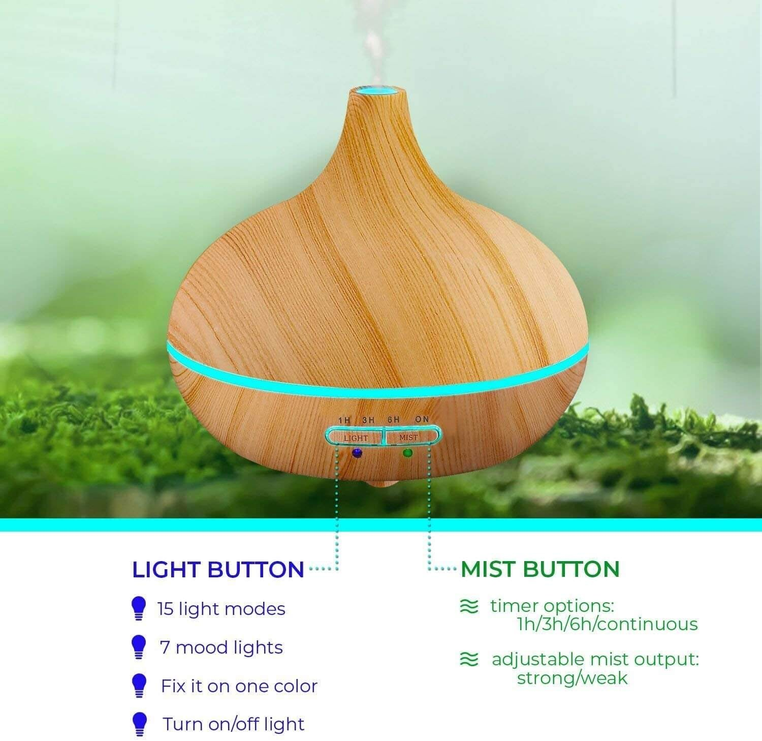 Ultimate Aromatherapy Diffuser