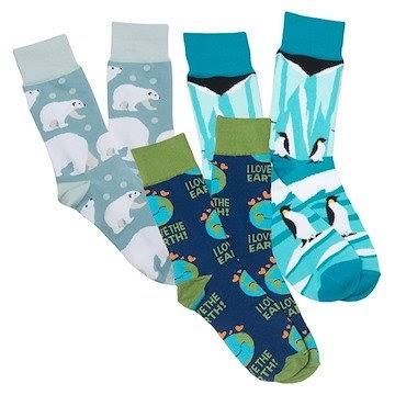 World Wildlife Fund Socks