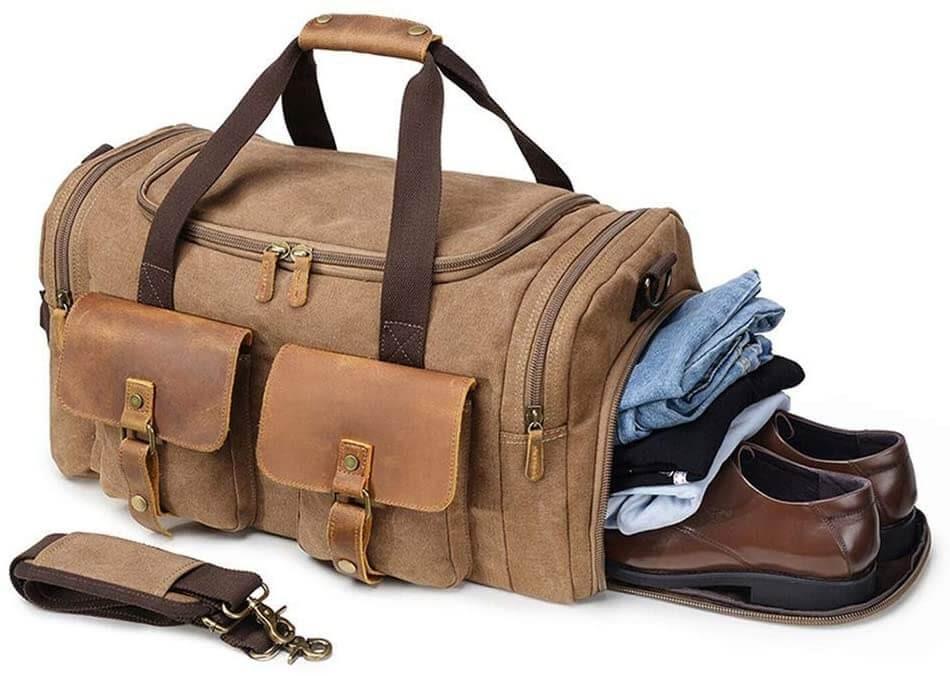 Kemy's Weekender Duffle Bag
