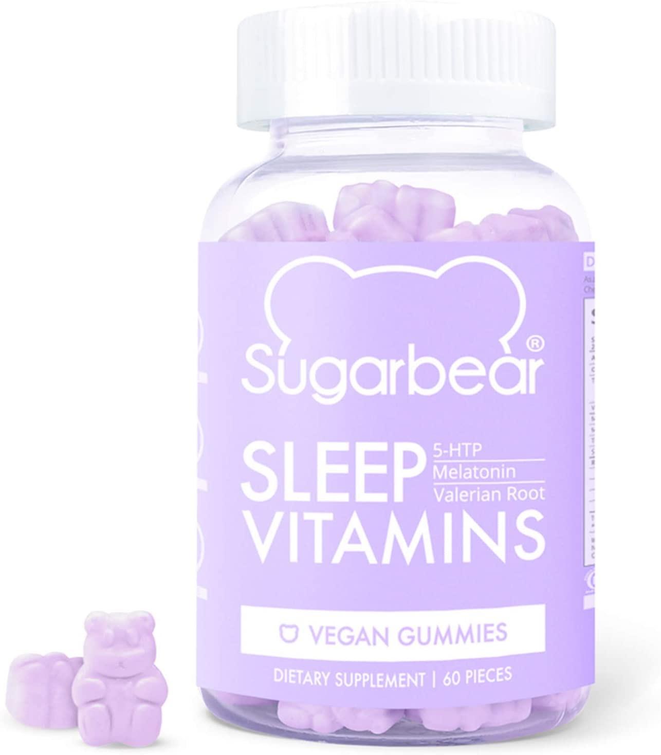 SugarBear Sleep Gummies