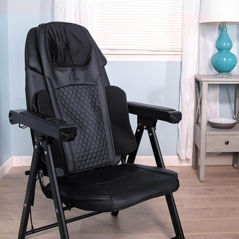 truMedic InstaShiatsu Folding Massage Chair
