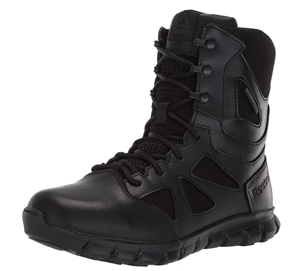 Reebok Sublite Cushion Waterproof Tactical Boot
