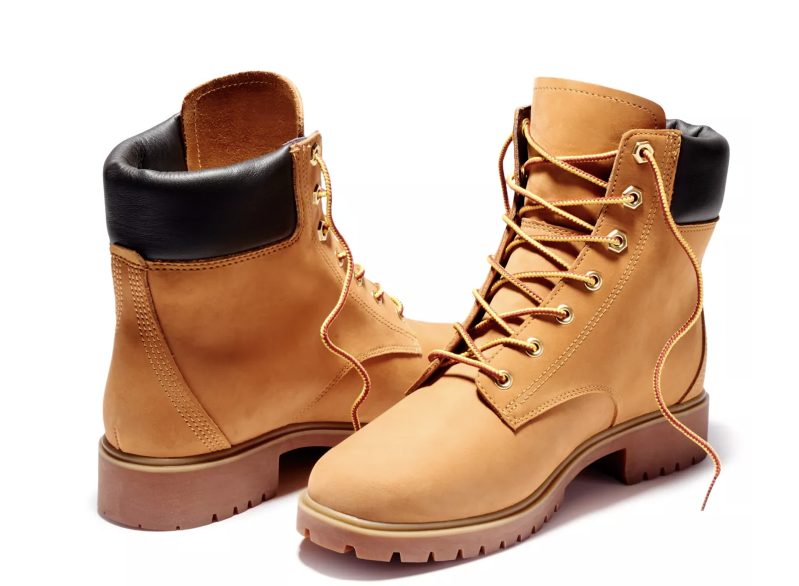 Timberland Jayne Waterproof 6 Inch Leather Work Boots