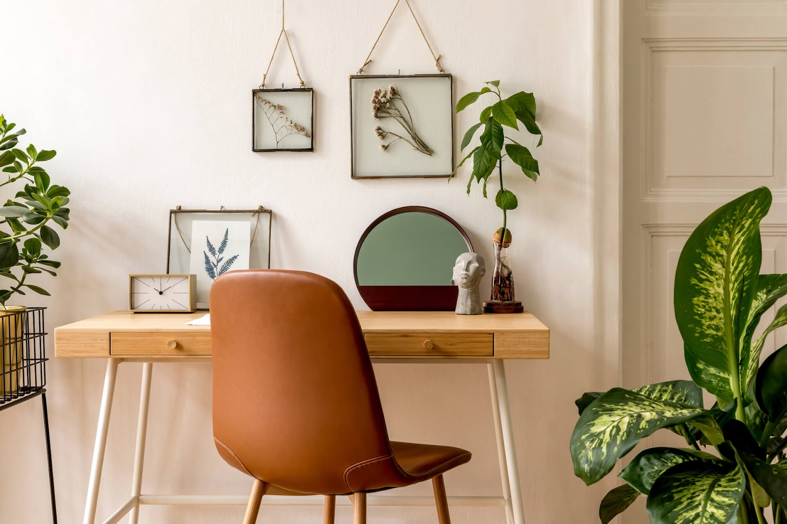 Scandinavian designed desk