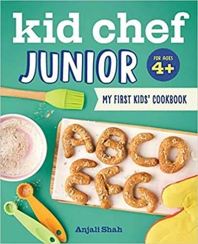 Kid Chef Junior: My First Kids' Cookbook