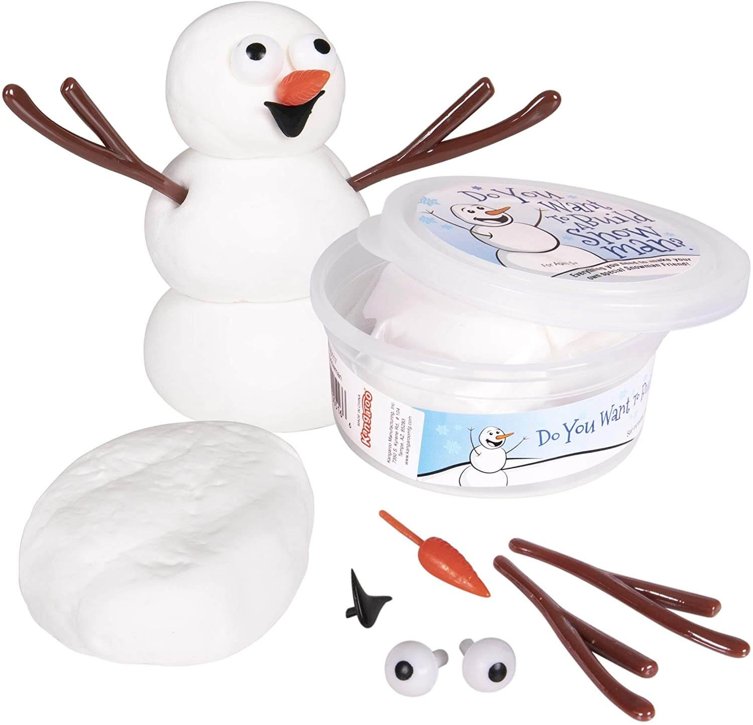 Do you want to build a snowman? kit