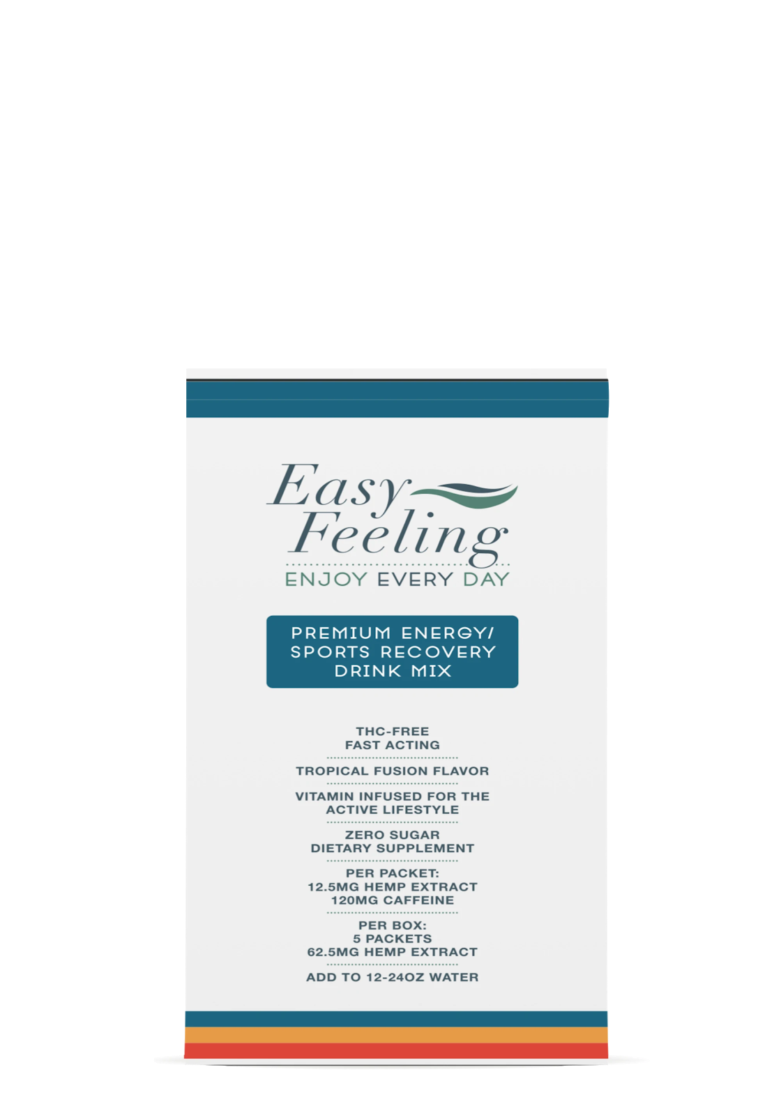 Easy Feeling CBD Energy & Recovery Drink Mix