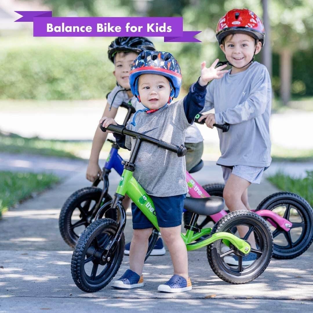 The Croco Lightweight Balance Bike