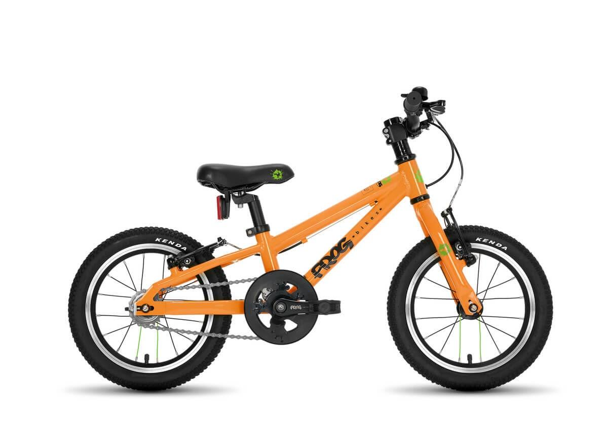 "Frog 40 14"" Kids Bike"