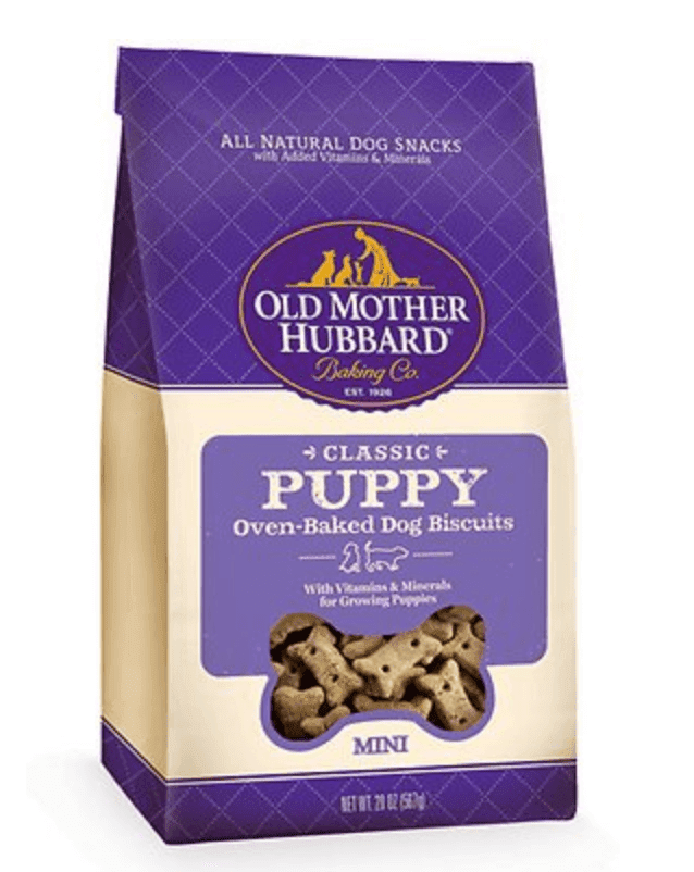 Old Mother Hubbard Crunchy Natural Puppy Treats