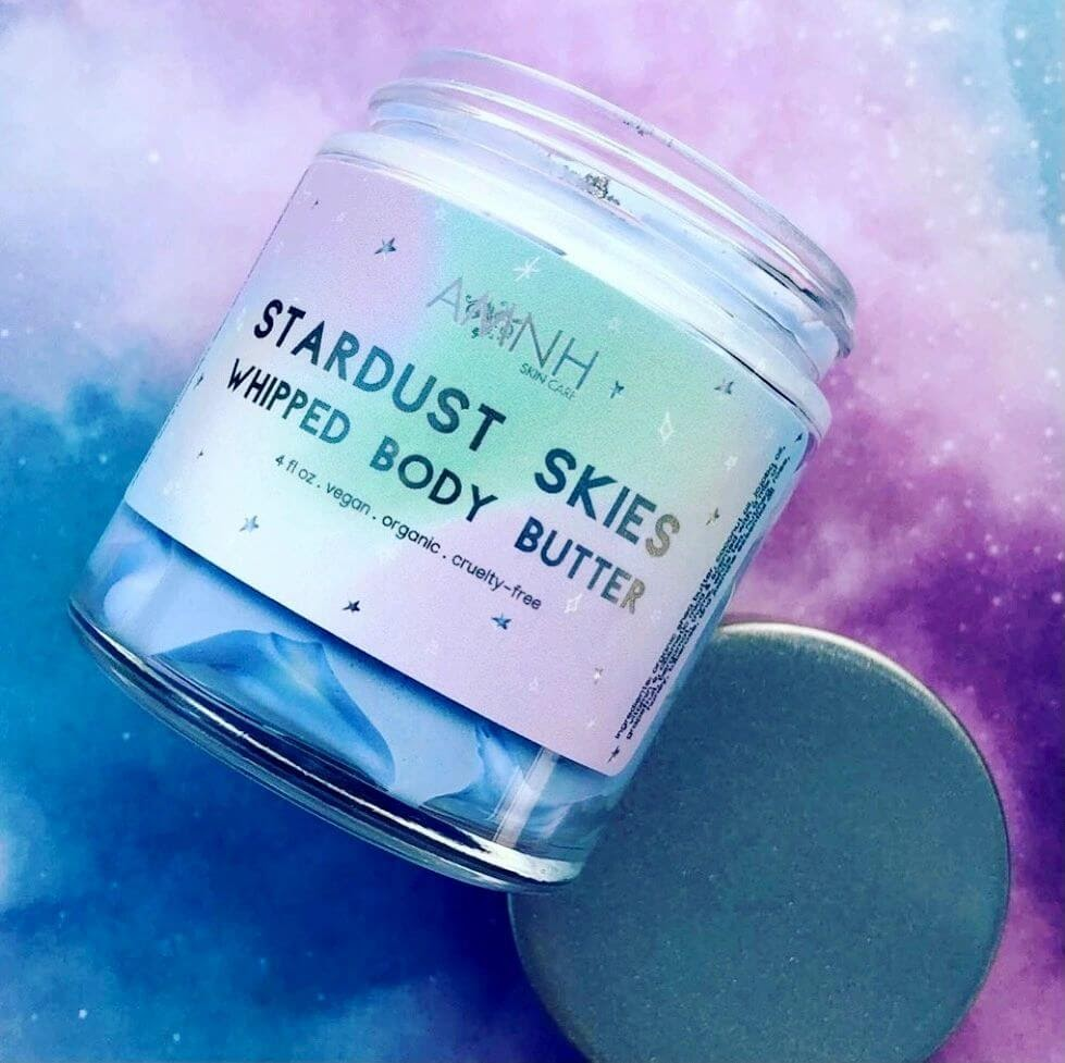AMNH SKIN CARE Stardust Skies Whipped Body Butter