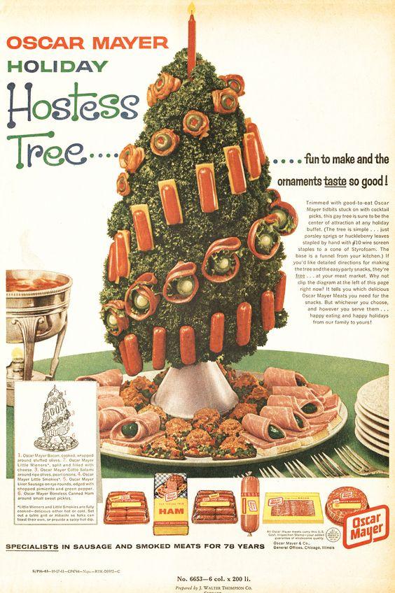 Holiday Hostess Tree