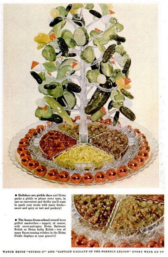 Pickle Christmas Tree