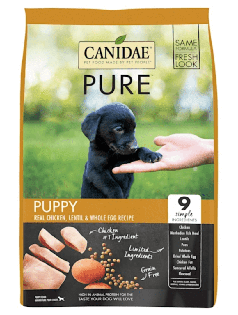 Canidae Pure Puppy Food