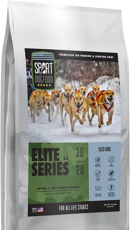 Sport Dog Elite Buffalo and Sweet Potato (Legume-Free)