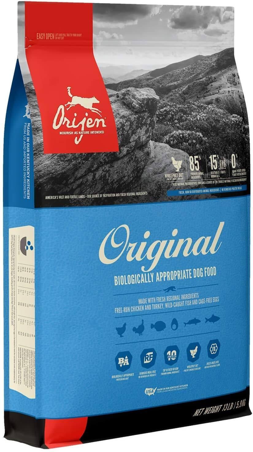 Orijen Grain-Free Dry Dog Food