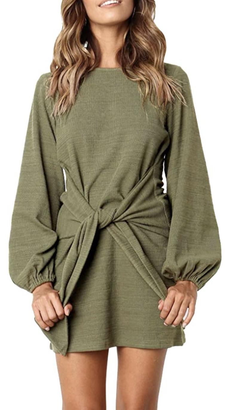 R Vivimos Sweater Dress
