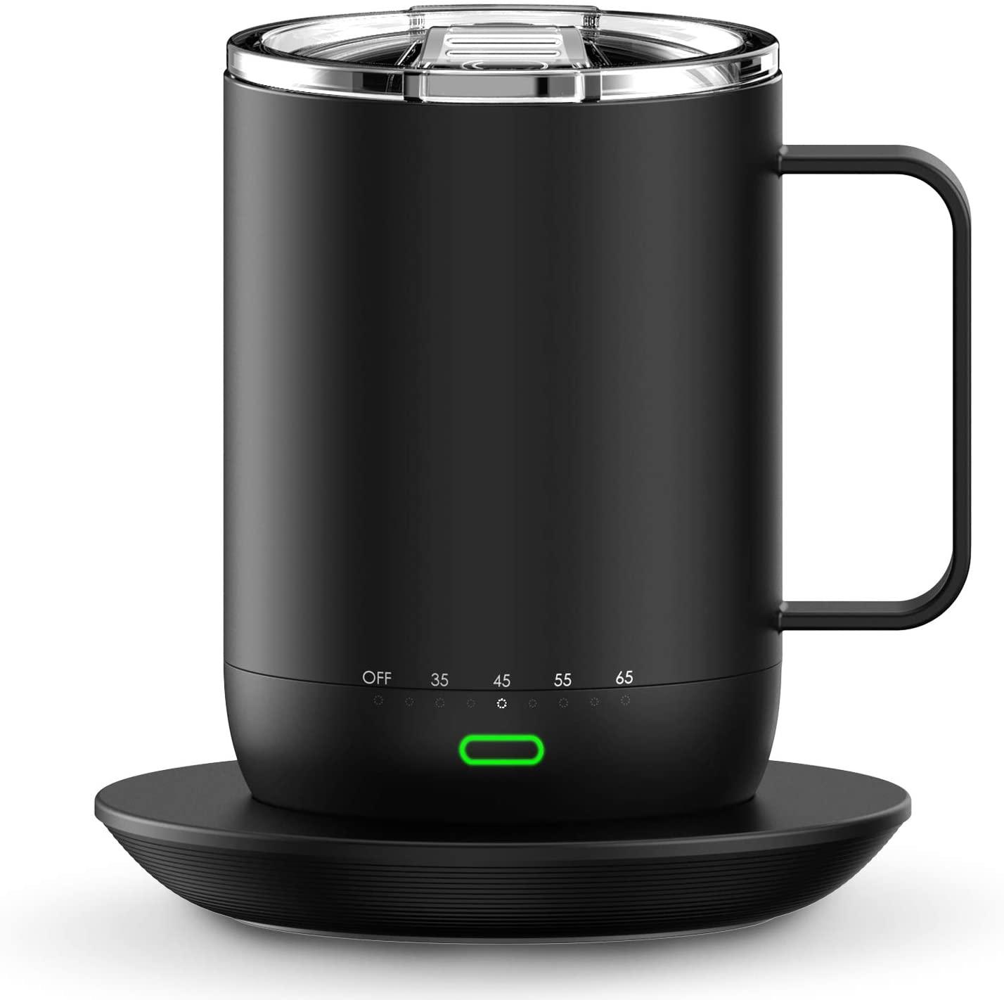 Kopi Mug and Warmer