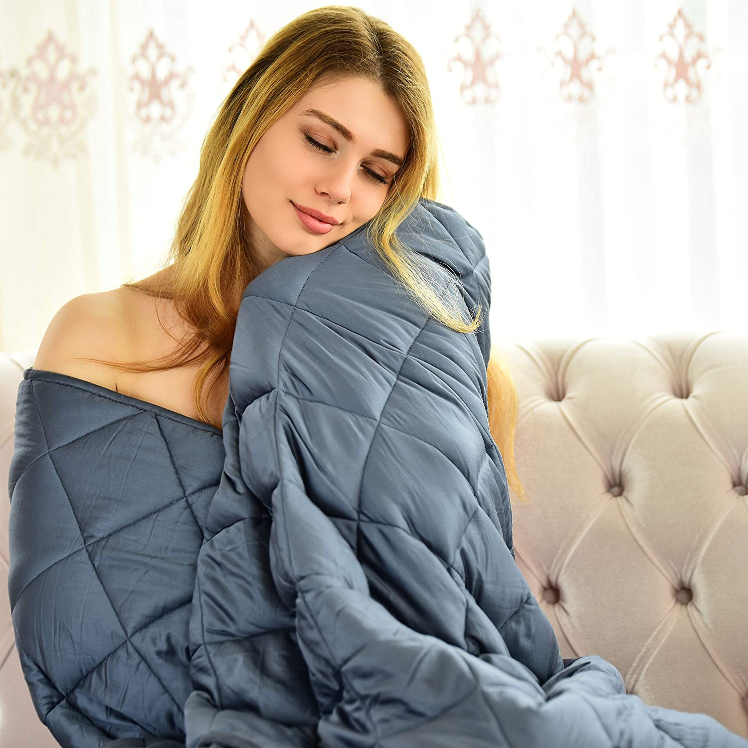 Bamboo Weighted Blanket