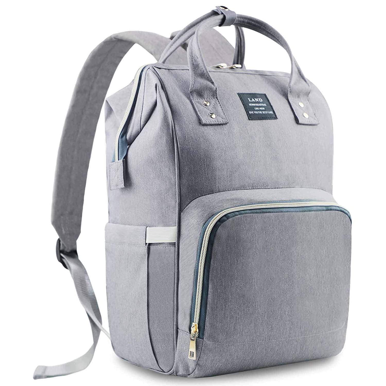 Land Diaper Bag Backpack