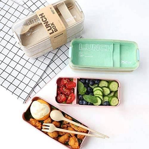 Tarlini Lunch Box With Utensils