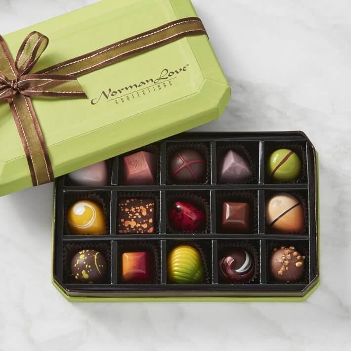 Norman Love Premium Chocolates