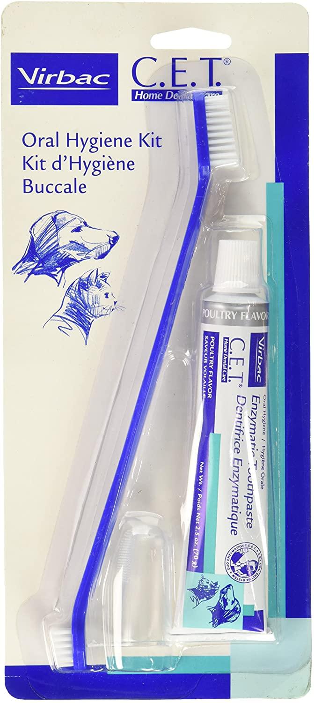 Virbac C.E.T. Oral Hygiene Cat Kit