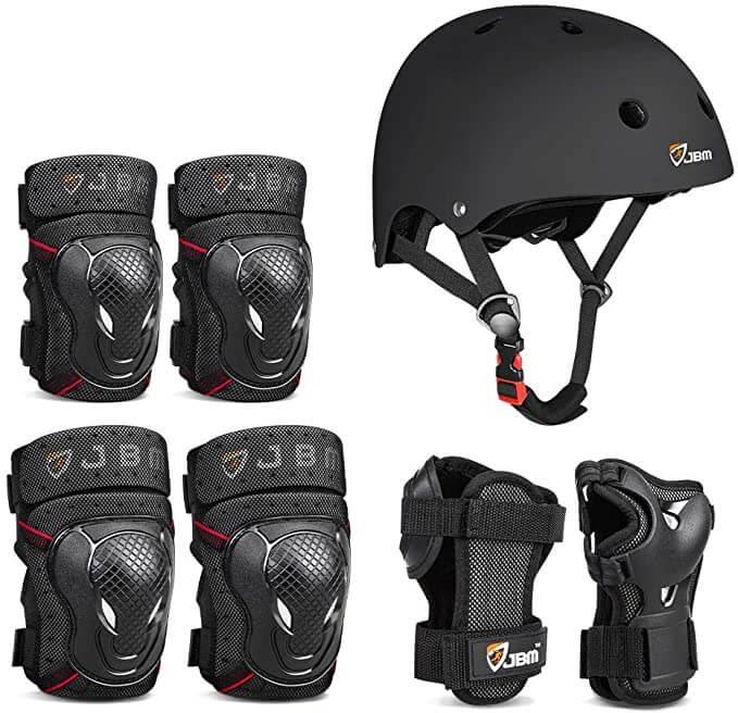 JBM Helmet and Padding