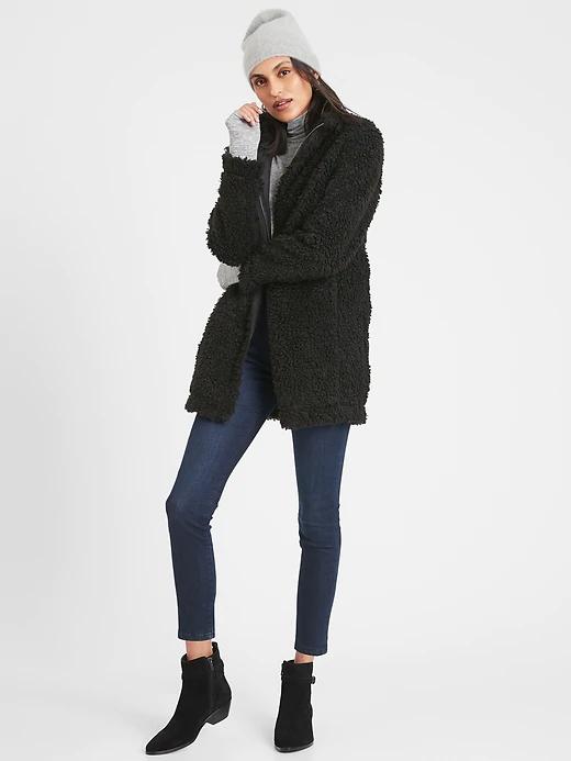 Teddy Fur Coats